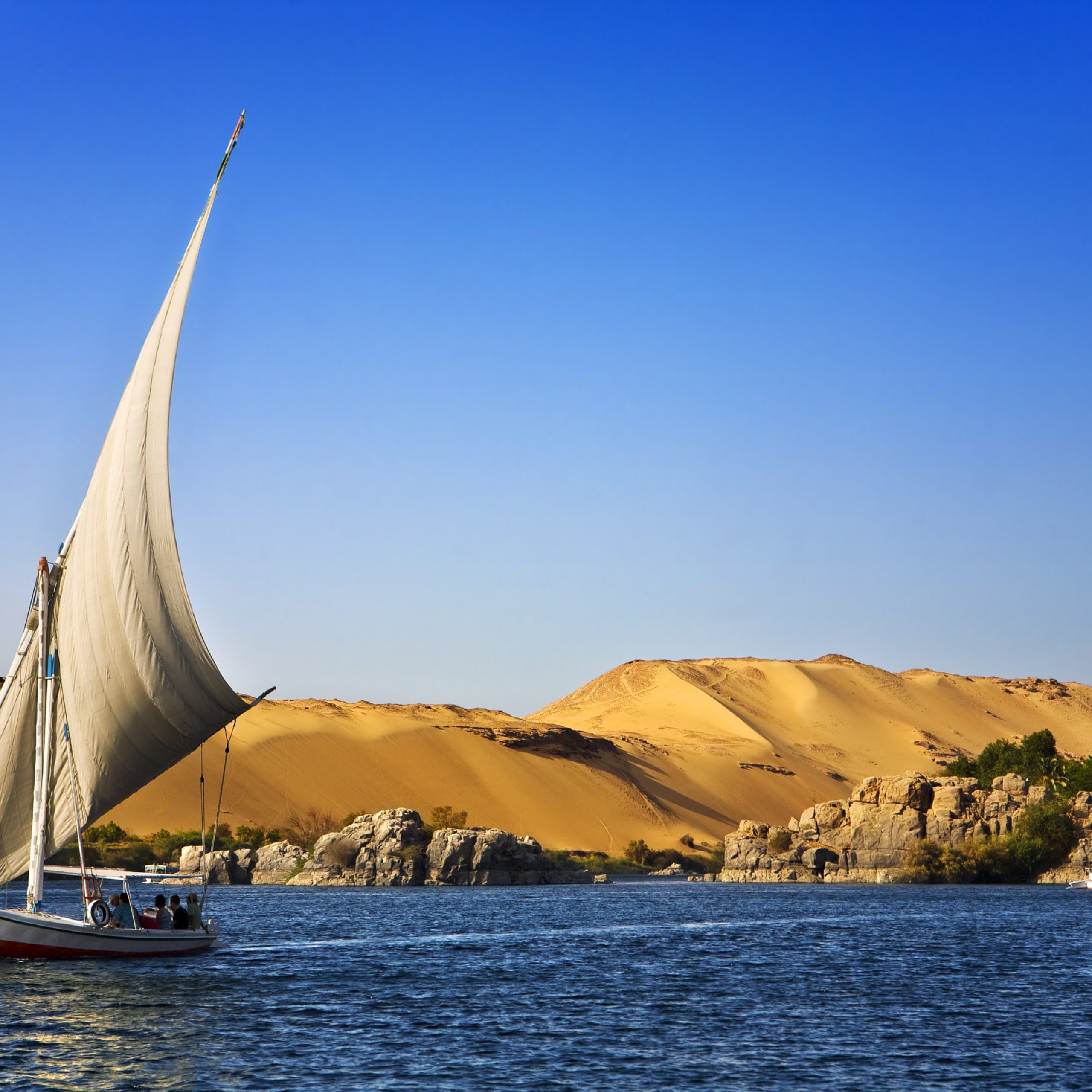 Day 03: Nile Cruise (Start from Aswan Every: Monday, Wednesday & Friday)